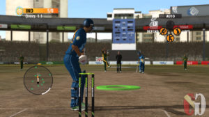 International Cricket 2010 Action Cam