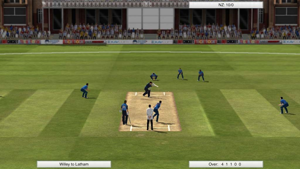 Cricket Captain 2015 IPL Cricket Game