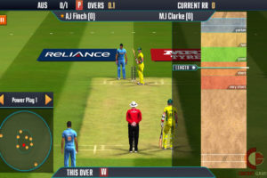 ICC Pro Cricket 2015 Bowling