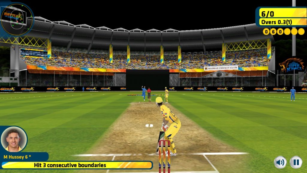 Battle of Chepauk IPL Cricket Game 2015