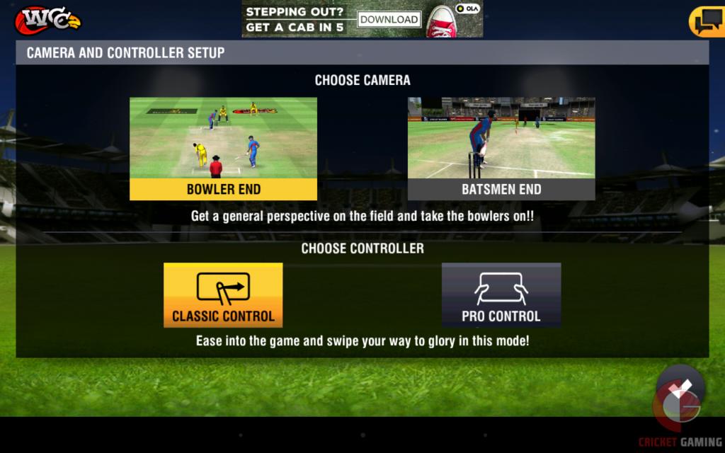 WORLD CRICKET CHAMPIONSHIP 2 screenshots