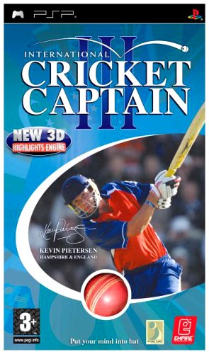 international cricket captain 3 psp