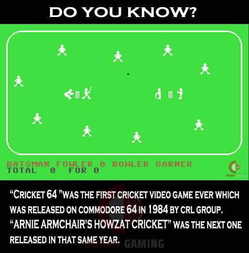 cricket 64